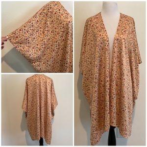 3 for $17⚡️Forever 21 Floral Kimono
